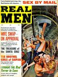 Real Men Magazine (1956-1975 Stanley Publications Inc.) Vol. 7 #7