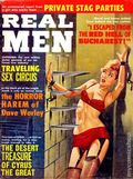 Real Men Magazine (1956-1975 Stanley Publications Inc.) Vol. 7 #8