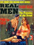 Real Men Magazine (1956-1975 Stanley Publications Inc.) Vol. 7 #9
