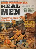Real Men Magazine (1956-1975 Stanley Publications Inc.) Vol. 7 #12