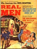 Real Men Magazine (1956-1975 Stanley Publications Inc.) Vol. 8 #1