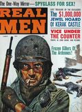 Real Men Magazine (1956-1975 Stanley Publications Inc.) Vol. 8 #2