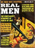 Real Men Magazine (1956-1975 Stanley Publications Inc.) Vol. 8 #4