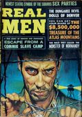 Real Men Magazine (1956-1975 Stanley Publications Inc.) Vol. 8 #5