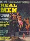 Real Men Magazine (1956-1975 Stanley Publications Inc.) Vol. 8 #9