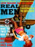 Real Men Magazine (1956-1975 Stanley Publications Inc.) Vol. 9 #3