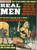 Real Men Magazine (1956-1975 Stanley Publications Inc.) Vol. 9 #4