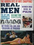 Real Men Magazine (1956-1975 Stanley Publications Inc.) Vol. 9 #6