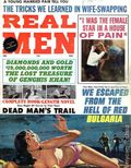 Real Men Magazine (1956-1975 Stanley Publications Inc.) Vol. 10 #1