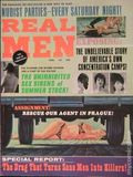 Real Men Magazine (1956-1975 Stanley Publications Inc.) Vol. 10 #11