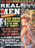 Real Men Magazine (1956-1975 Stanley Publications Inc.) Vol. 11 #9