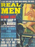 Real Men Magazine (1956-1975 Stanley Publications Inc.) Vol. 11 #10