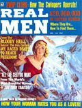 Real Men Magazine (1956-1975 Stanley Publications Inc.) Vol. 12 #8