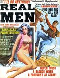Real Men Magazine (1956-1975 Stanley Publications Inc.) Vol. 12 #12