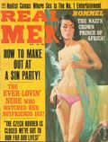 Real Men Magazine (1956-1975 Stanley Publications Inc.) Vol. 13 #1
