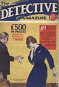 Detective Magazine (1922-1925 Amalgamated Press) Pulp Vol. 1 #1