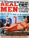 Real Men Magazine (1956-1975 Stanley Publications Inc.) Vol. 13 #3