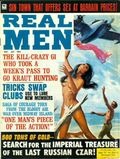 Real Men Magazine (1956-1975 Stanley Publications Inc.) Vol. 13 #6