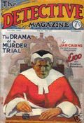 Detective Magazine (1922-1925 Amalgamated Press) Pulp Vol. 2 #17