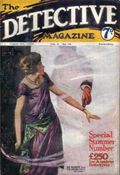 Detective Magazine (1922-1925 Amalgamated Press) Pulp Vol. 2 #19