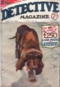 Detective Magazine (1922-1925 Amalgamated Press) Pulp Vol. 2 #20