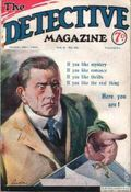 Detective Magazine (1922-1925 Amalgamated Press) Pulp Vol. 2 #25