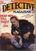 Detective Magazine (1922-1925 Amalgamated Press) Pulp Vol. 3 #33