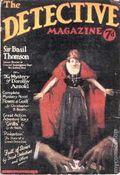 Detective Magazine (1922-1925 Amalgamated Press) Pulp Vol. 3 #34