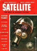 Satellite Science Fiction (1956-1959 Renown Publications) Pulp Vol. 3 #6