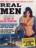 Real Men Magazine (1956-1975 Stanley Publications Inc.) Vol. 14 #9