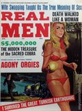 Real Men Magazine (1956-1975 Stanley Publications Inc.) Vol. 14 #10