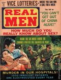 Real Men Magazine (1956-1975 Stanley Publications Inc.) Vol. 16 #1