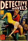 Detective Novels Magazine (1938-1949 Better Publications) Pulp Vol. 2 #1