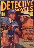 Detective Novels Magazine (1938-1949 Better Publications) Pulp Vol. 3 #3