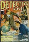 Detective Novels Magazine (1938-1949 Better Publications) Pulp Vol. 5 #3