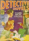 Detective Novels Magazine (1938-1949 Better Publications) Pulp Vol. 8 #3