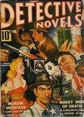 Detective Novels Magazine (1938-1949 Better Publications) Pulp Vol. 11 #1