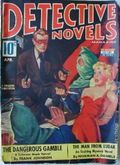 Detective Novels Magazine (1938-1949 Better Publications) Pulp Vol. 11 #2