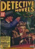 Detective Novels Magazine (1938-1949 Better Publications) Pulp Vol. 11 #3