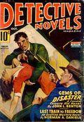 Detective Novels Magazine (1938-1949 Better Publications) Pulp Vol. 12 #2