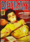 Detective Novels Magazine (1938-1949 Better Publications) Pulp Vol. 12 #3