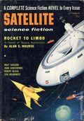 Satellite Science Fiction (1956-1959 Renown Publications) Pulp Vol. 2 #1