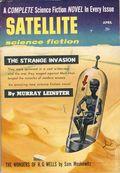 Satellite Science Fiction (1956-1959 Renown Publications) Pulp Vol. 2 #4