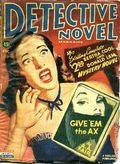 Detective Novels Magazine (1938-1949 Better Publications) Pulp Vol. 16 #1