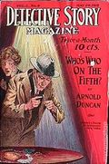 Detective Story Magazine (1915-1949 Street & Smith) Pulp 1st Series Vol. 3 #4