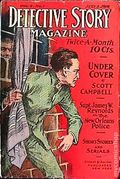Detective Story Magazine (1915-1949 Street & Smith) Pulp 1st Series Vol. 4 #1