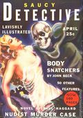 Saucy Detective (1937 Movie Digest, Inc.) Pulp 1
