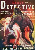 Saucy Detective (1937 Movie Digest, Inc.) Pulp 3