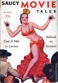 Saucy Movie Tales (1935-1939 Movie Digest, Inc.) Pulp Vol. 4 #4
