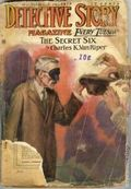 Detective Story Magazine (1915-1949 Street & Smith) Pulp 1st Series Vol. 9 #5
